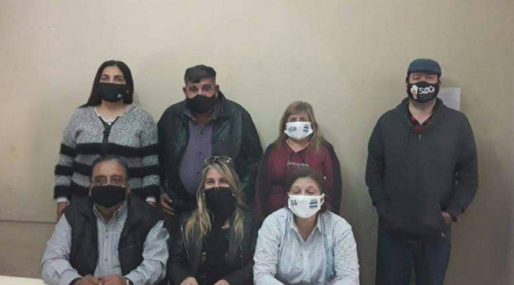 Intersindical docente convocó a un paro virtual por 48 horas