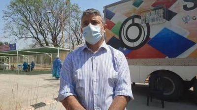Unidades Sanitarias Móviles: un equipo de respaldo al sistema de salud en tiempos de pandemia