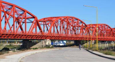 Vialidad Nacional inhabilitará este jueves el Puente Carretero