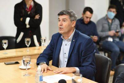 """Passerini sobre Macri: """"Es contradictorio escuchar a quienes en los últimos cuatro años destruyeron la economía"""""""