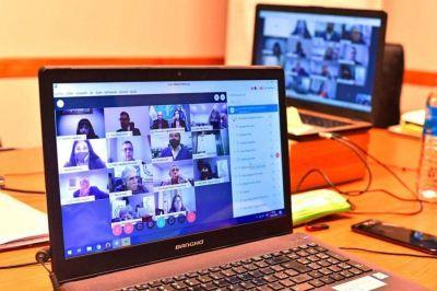 Desde la próxima semana, el Concejo empieza a sesionar de forma virtual