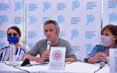Mega toma de Guernica: Este 15 de octubre comienza a intervenir el juez, adelantó el ministro Larroque