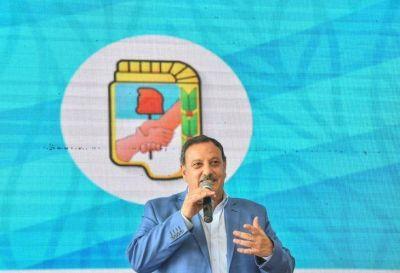 La Juventud Peronista celebró la elección de Quintela como presidente del Partido