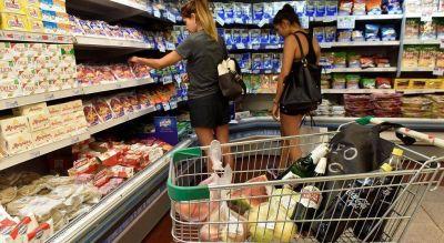 Hace casi dos años que los alimentos suben más que la inflación