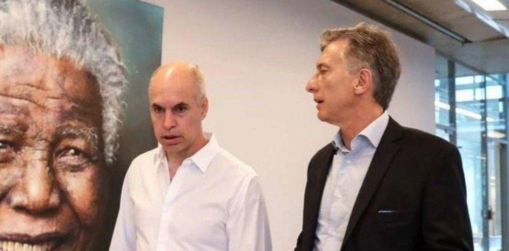 Horacio Rodríguez Larreta esquiva la polémica por la reaparición de Mauricio Macri, pero Fernán Quirós sí salió a responderle