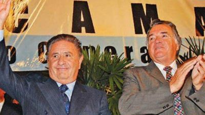 Un 17 de octubre atomizado: Duhalde, Barrionuevo y otros sindicalistas organizarán un acto propio en la calle