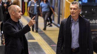 Los referentes de Juntos por el Cambio se siguen diferenciando de Macri