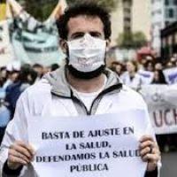 Enfermeros acamparán frente a la sede del gobierno porteño y las autoridades prometen diálogo