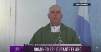 Mons. Uriona llamó a vivir intensamente nuestra fe