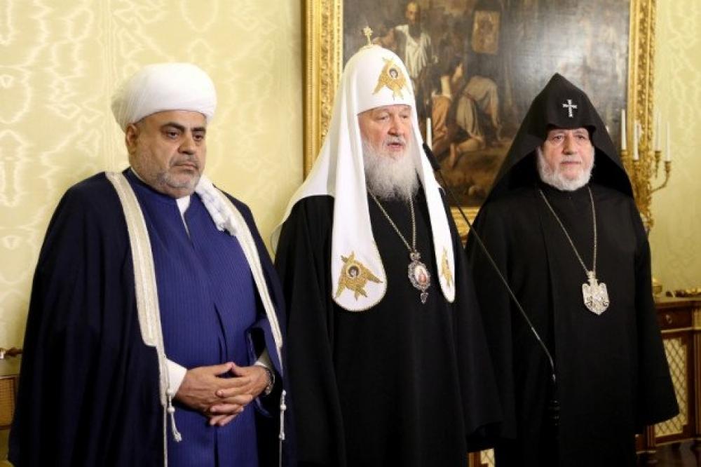 Iglesia ortodoxa rusa comprometida a hacer