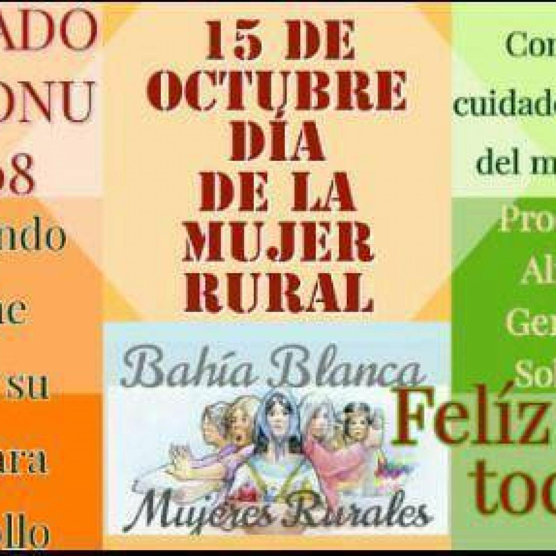 Saludos Desde Uatre Bahia Blanca 15 De Octubre Dia De La Mujer Rural Foto | © photoxpress.com, reproducida con autorización. saludos desde uatre bahia blanca 15