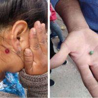Desalojaron la manifestación en la ruta 11: hubo heridos con postas de goma
