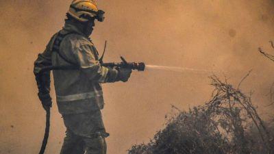 Presentan proyecto para que los bomberos voluntarios de Córdoba también cobren los 10.000 pesos