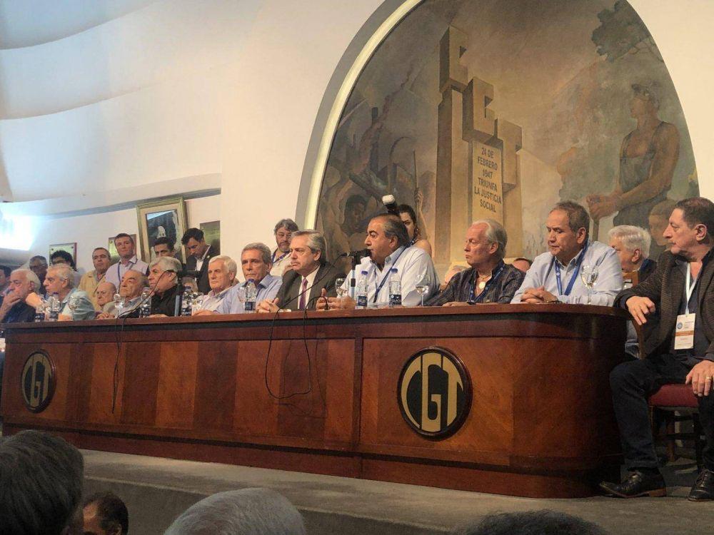 75 Octubres: El MASA y la Corriente Federal se suman a la marcha virtual de CGT