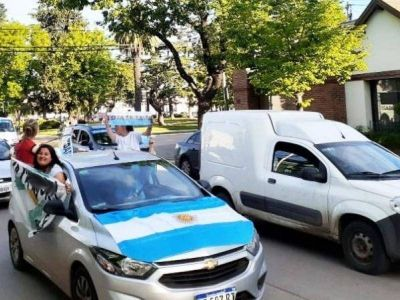 Día de la Lealtad: habrá caravana en San Nicolás