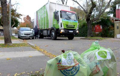 Más de 893 toneladas de reciclables ya fueron recolectados en Tigre