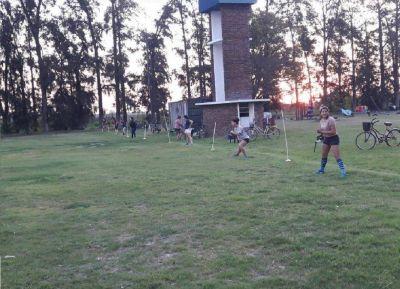 Los clubes de San Vicente volvieron a los entrenamientos: cómo es el protocolo