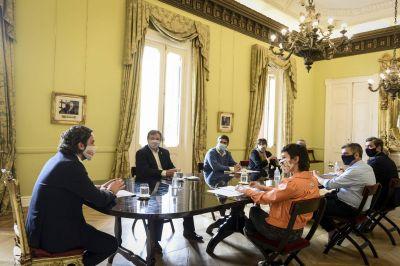 Firman acuerdo entre Nación y cinco municipios del conurbano para promover herramientas de modernización