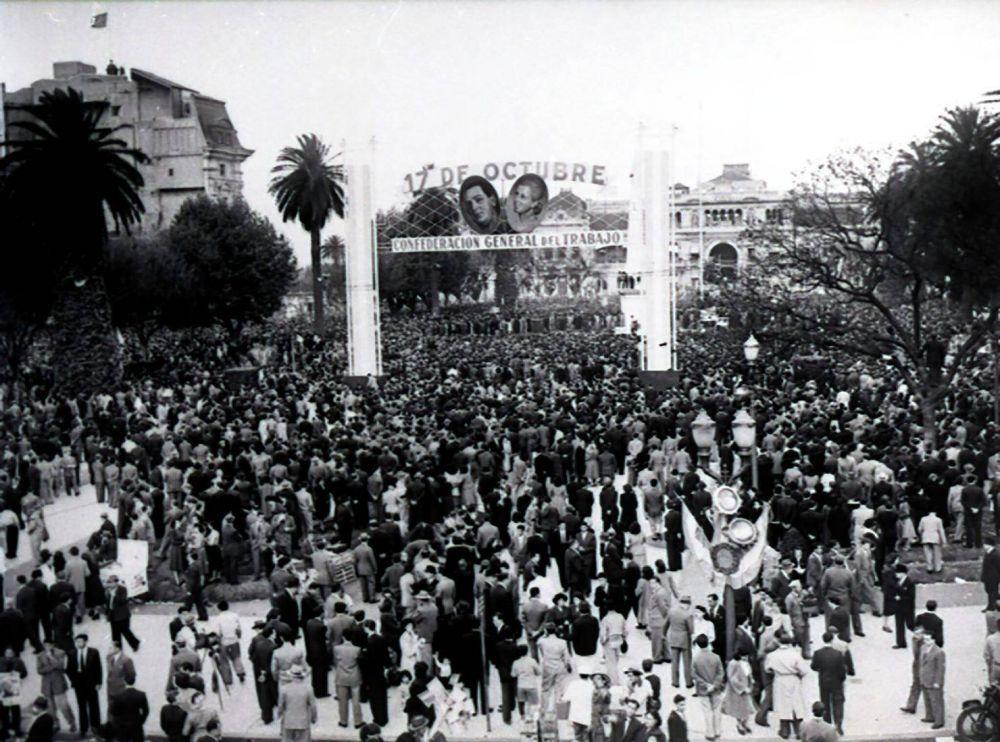 El 17 de octubre y el mito fundacional del Movimiento Obrero