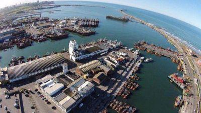 Raverta, Massa y Meoni anuncian el dragado para el Puerto de Mar del Plata