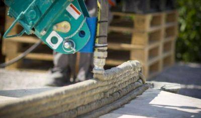 La UNLP y el Astillero Río Santiago fabricarán la primera impresora 3D de viviendas de Argentina
