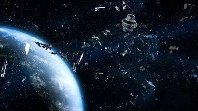 Advierten que la basura espacial se vuelve cada vez más peligrosa