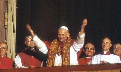 Un día como hoy San Juan Pablo II fue elegido Papa