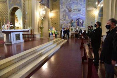 El obispo de Villa María en desacuerdo con las restricción para asistir a los templos