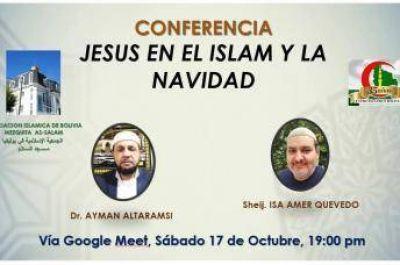 Conferencia: Jesús en el Islam y la Navidad