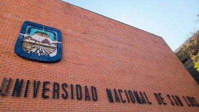 Estudiantes de la UNSL harán un paro para reclamar más mesas de examen