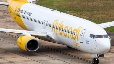 Fly Bondi espera reactivar los vuelos en Mendoza
