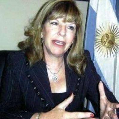 """Teresita Quintela: """"a Paredes, Bosetti y Felipe, yo no los quiero en el partido"""""""