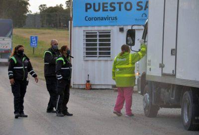 El SISP vuelve a evaluar la posibilidad de retirar los puestos de control sanitario