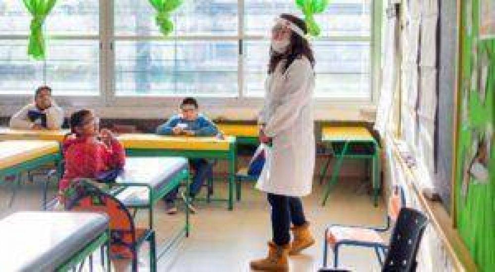 Gremios lobenses expresaron su desacuerdo con la vuelta a clases el 26 de octubre