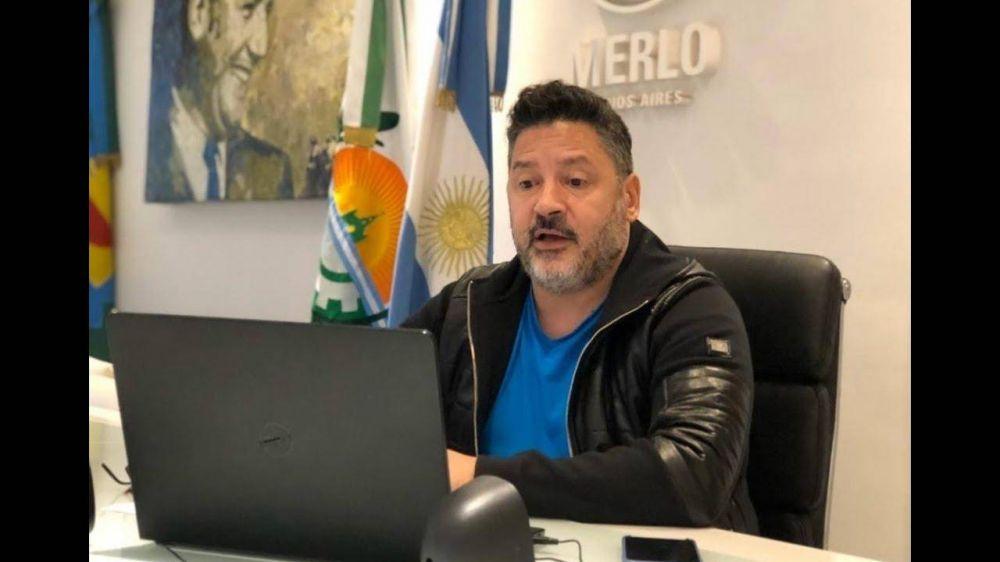 Gustavo Menéndez «Seguro que Alberto Fernández va a ser el próximo presidente del PJ»