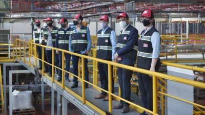 Coca-Cola FEMSA alcanzó la meta de 100% de energía renovable en Argentina