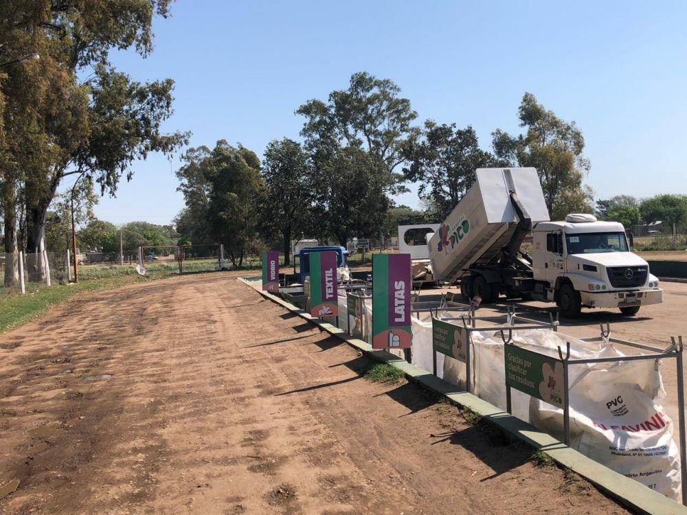 El próximo lunes empiezan las obras de pavimentación en la Estación de Transferencia