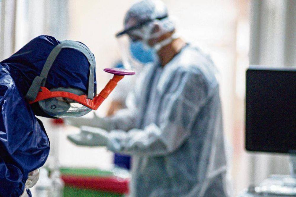 """El lado """"perverso"""" del sistema de salud: si un trabajador se contagia, cobra menos"""