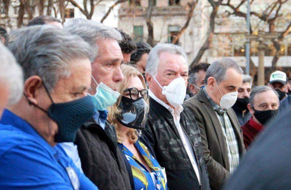 """Barrionuevo: """"Nosotros somos el peronismo. El Gobierno no puede decir que es peronista"""""""