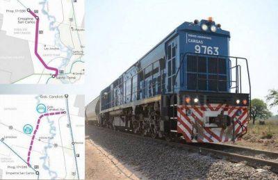 Así es la obra para sacar a los trenes del centro de Santa Fe y que comenzaría en diciembre