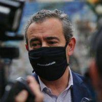 Javkin celebró la inversión de Nación para combatir el delito en Rosario