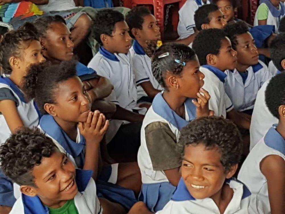 Convocan a un millón de niños a rezar por la paz y la unidad
