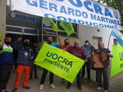 UOCRA Junín conmemoró el 17 de octubre