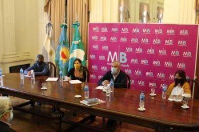 Primer encuentro para la revisión del Código de Ordenamiento Territorial Urbano Ambiental de Bragado