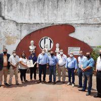 El Histórico Edificio de la CGT Corrientes, ya es Patrimonio Urbano de la Ciudad de Corrientes