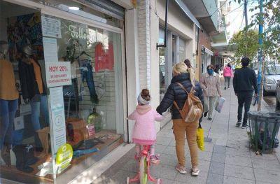 Cayeron un 25% las ventas por el Día de la Madre