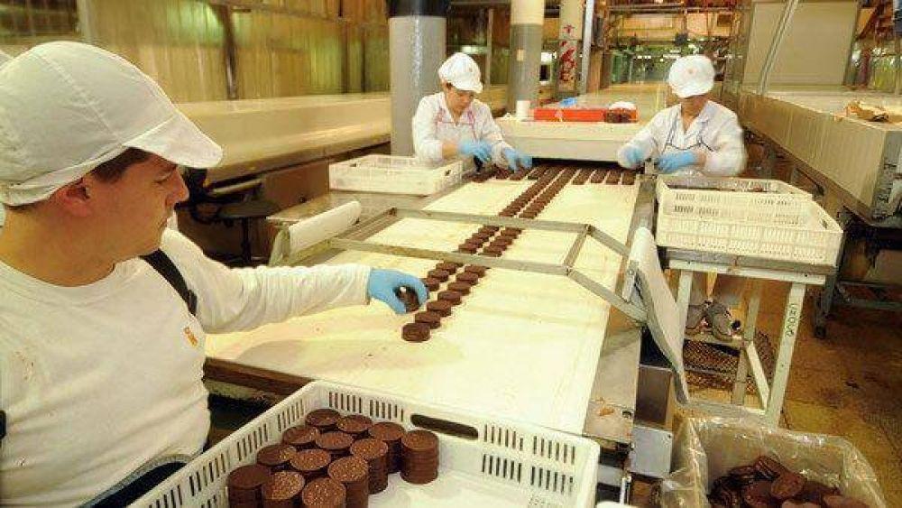 Inminente conflicto con los trabajadores Alfajoreros ante la falta de acuerdo en paritarias