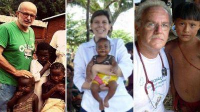 """""""Premio Nobel Misioneros"""": premiados un religioso, una religiosa y un laico"""