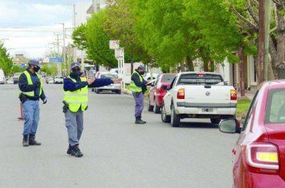El Covid-19 ya afectó al 10% de la Policía neuquina