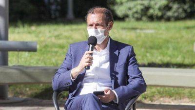 Gutiérrez confirmó el turismo en la temporada de verano